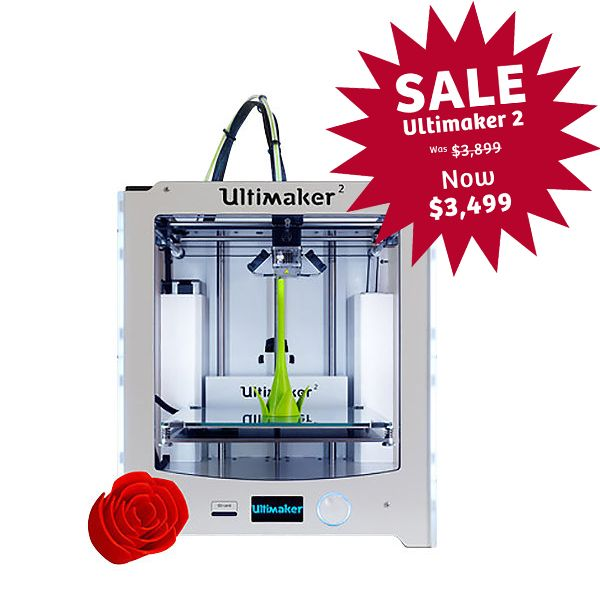 Special offer #sale! Only one #ultimaker2 model remaining with $400 off the retail price #perth
