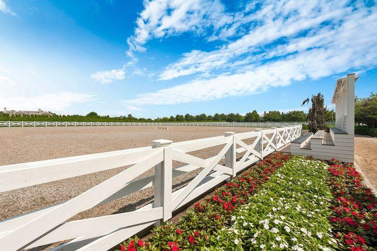 A horse farm with nearly 20 acres in bridgehampton asks