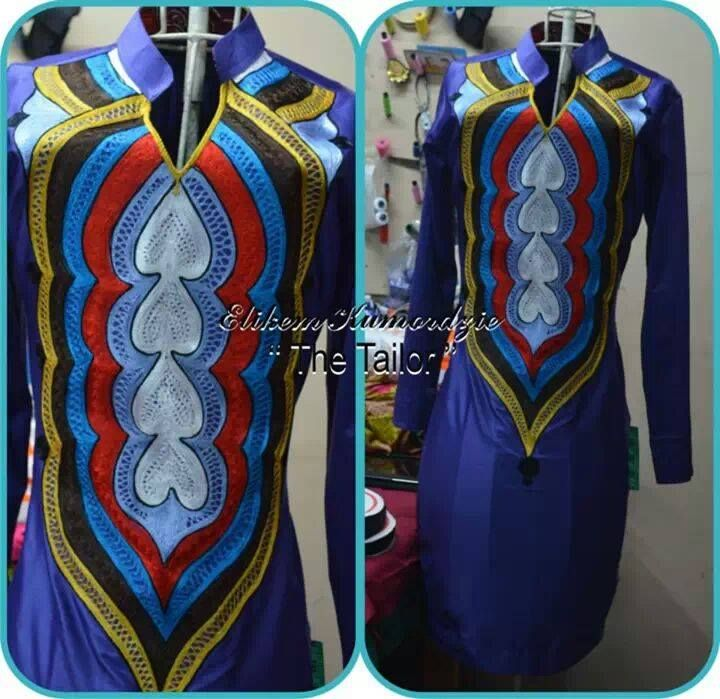African Kitenge Fashion Designs