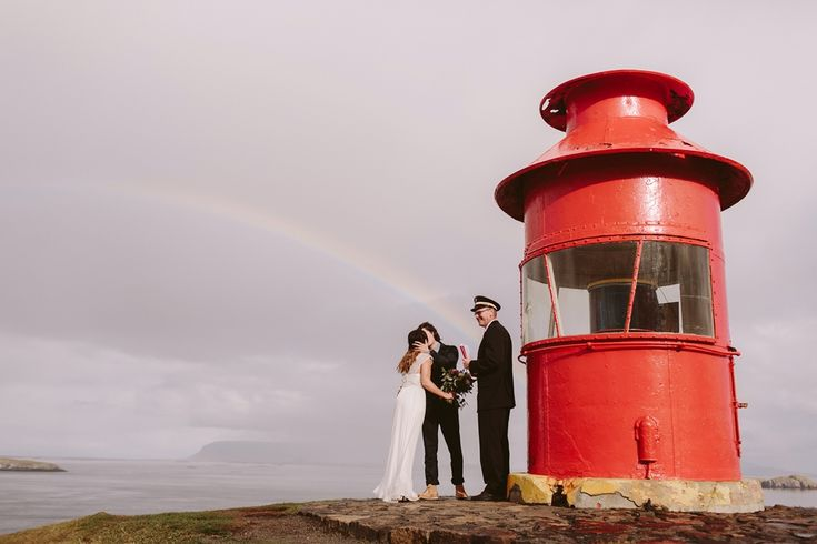 Candice and Nick - an Adventurous Elopement in Iceland