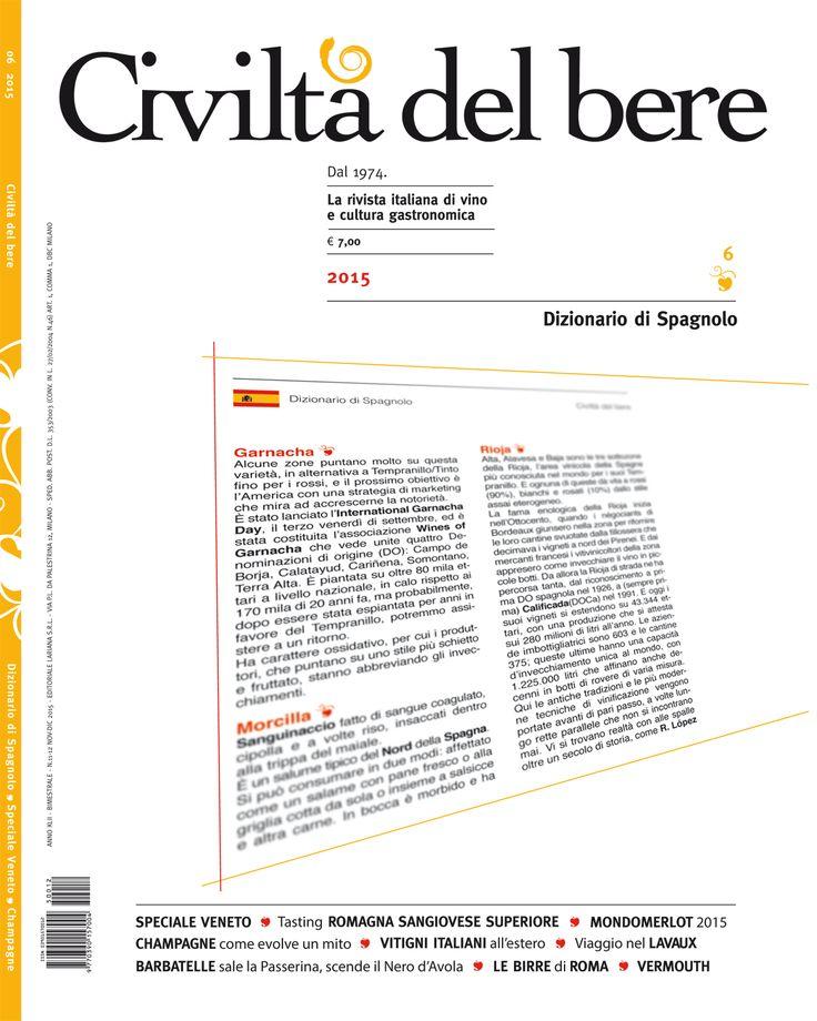 Dizionario di Spagnolo - Civiltà del bere