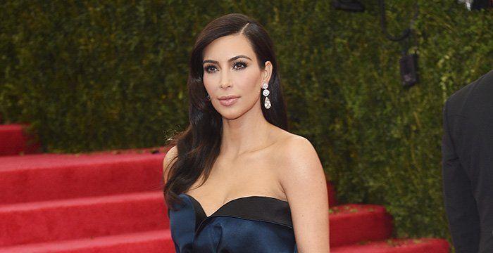 Kim Kardashian's Hair Is Blonde Again, But Don't Worry...