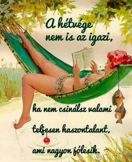 Kellemes hétvégét!!!