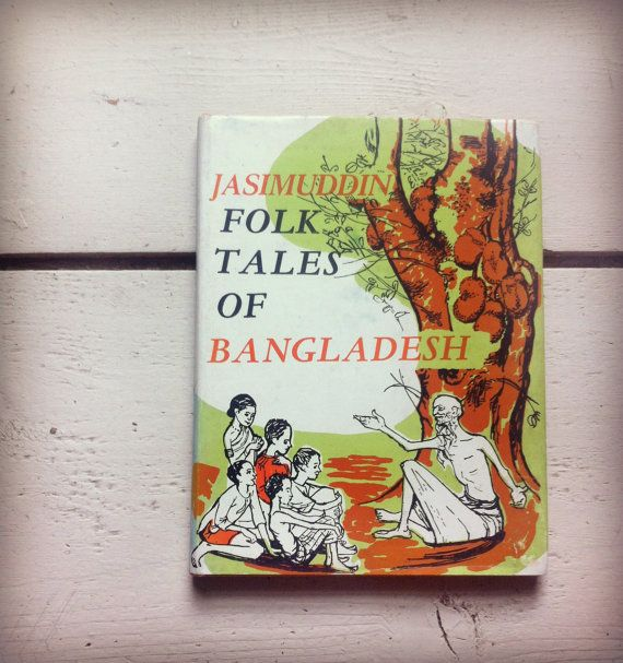 Rare Vintage Children's Book  Folk Tales of by VelvetVerbosity