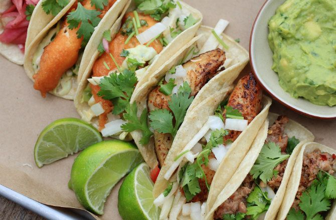 Get your #TacoTuesday on!