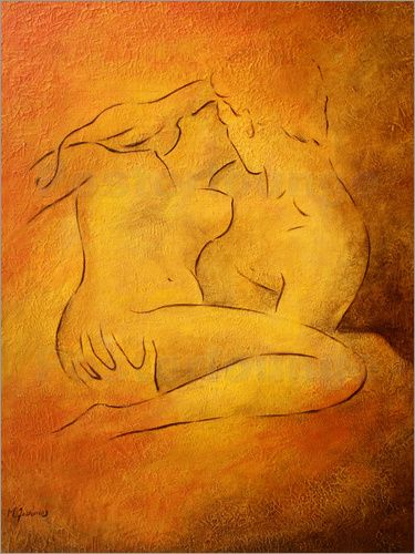 Marita Zacharias – Flaming passion – couples in love