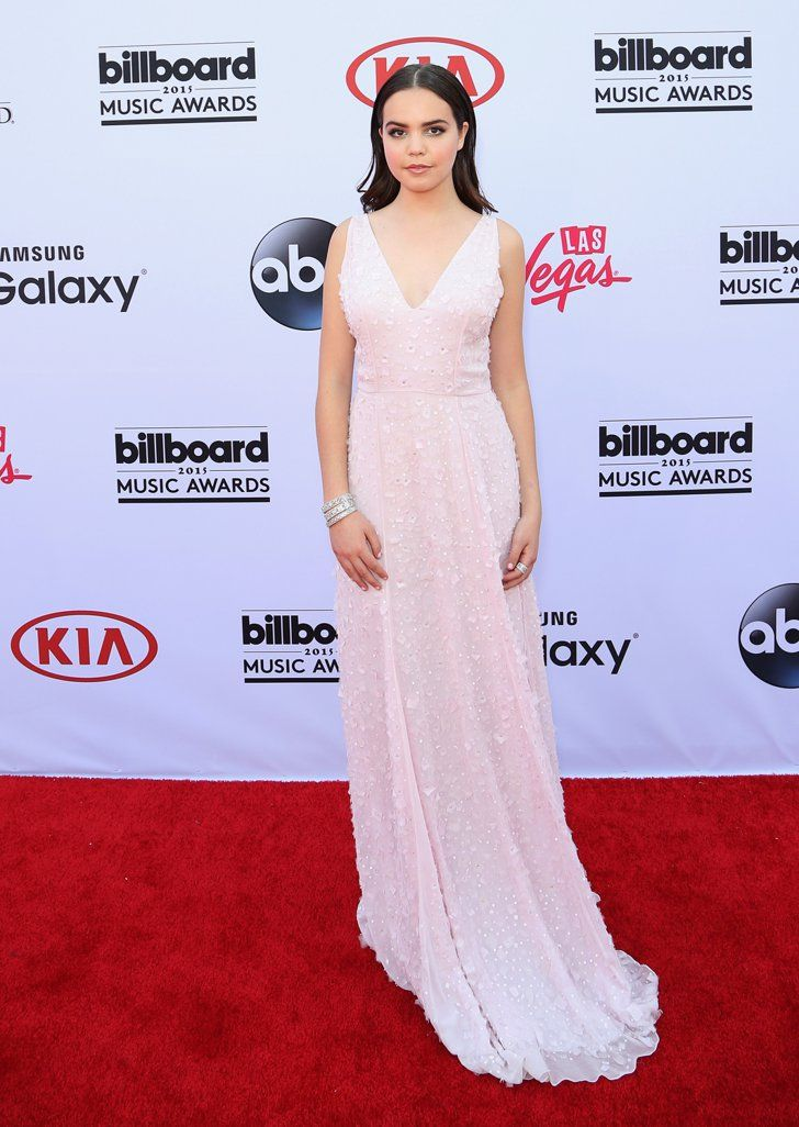 Pin for Later: Le Tapis Rouge des Billboard Awards Était Très Impressionnant Bailee Madison