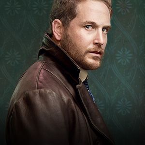 Cole Hauser--lovin him on The Lizzie Borden Chronicles