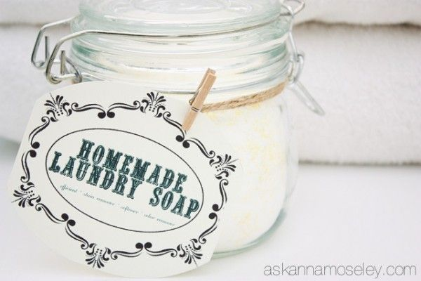 The BEST Homemade Laundry Detergent, and Why - Ask Anna