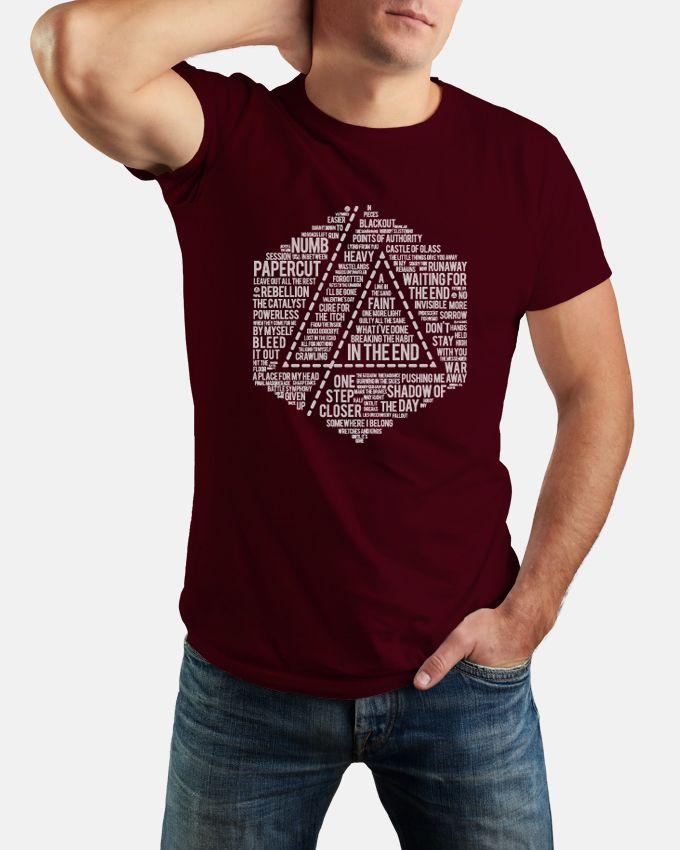 b1fb5a54abb6 Linkin Park T shirt Music T shirt Linkin Park band Collection 2019 Summer  Collection 2019 Summer
