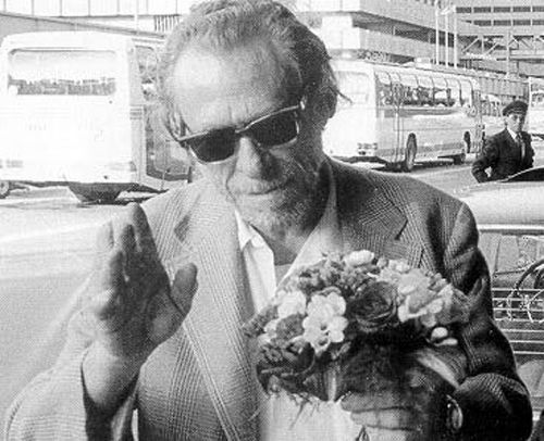 """""""I loved you like a man loves a woman he never touches, only writes to, keeps little photographs of."""" Charles Bukowski, Love is a Dog from Hell"""