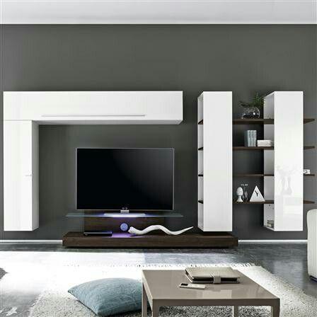 14 besten Hochglanz Möbel Wohnzimmer Bilder auf Pinterest - wohnzimmer weiß hochglanz