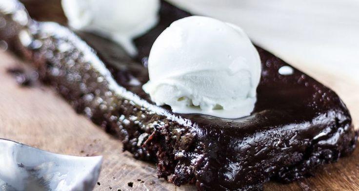 Γρήγορη Σοκολατόπιτα