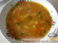 Фото к рецепту: Легкий супчик с цветной капустой