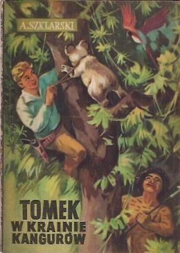 Znalezione obrazy dla zapytania Tomek w krainie kangurów