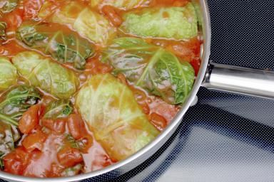 How to Make Serbian Stuffed Cabbage
