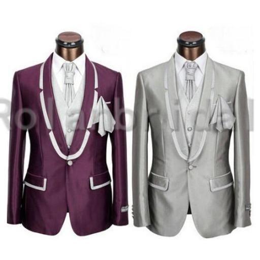 Model jas pria untuk acara pernikahan dengan desain elegan dan mewah