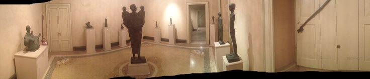 Spazio Scalvini in Villa Tittoni #Desio