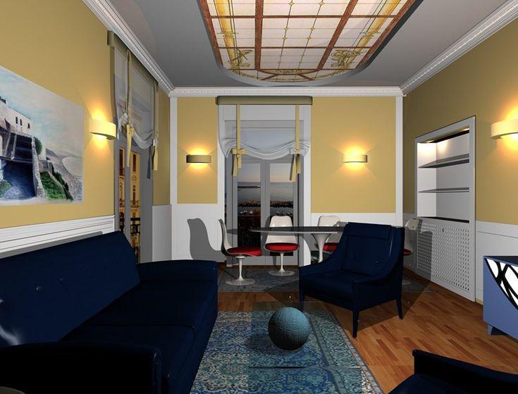 ARREDAMENTO INTERNO Gerardo Aliberti Architetto Antonio Perotti designer, Salerno, 2014 - GERARDO ALIBERTI