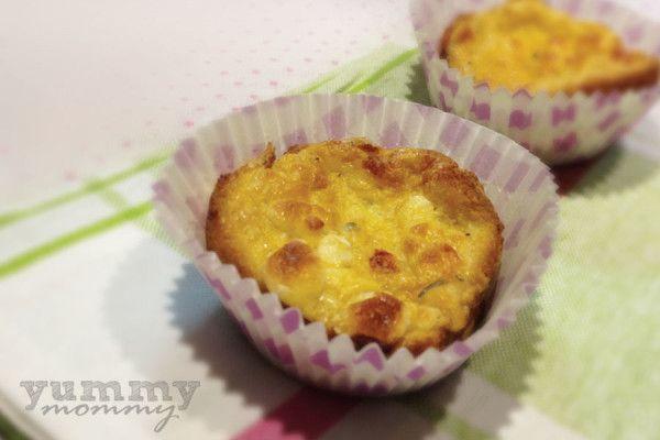 Σουφλέ – muffins