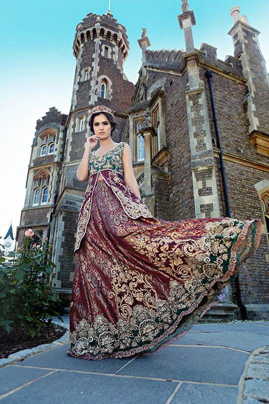 Luxury Indian Lehenga Dresses