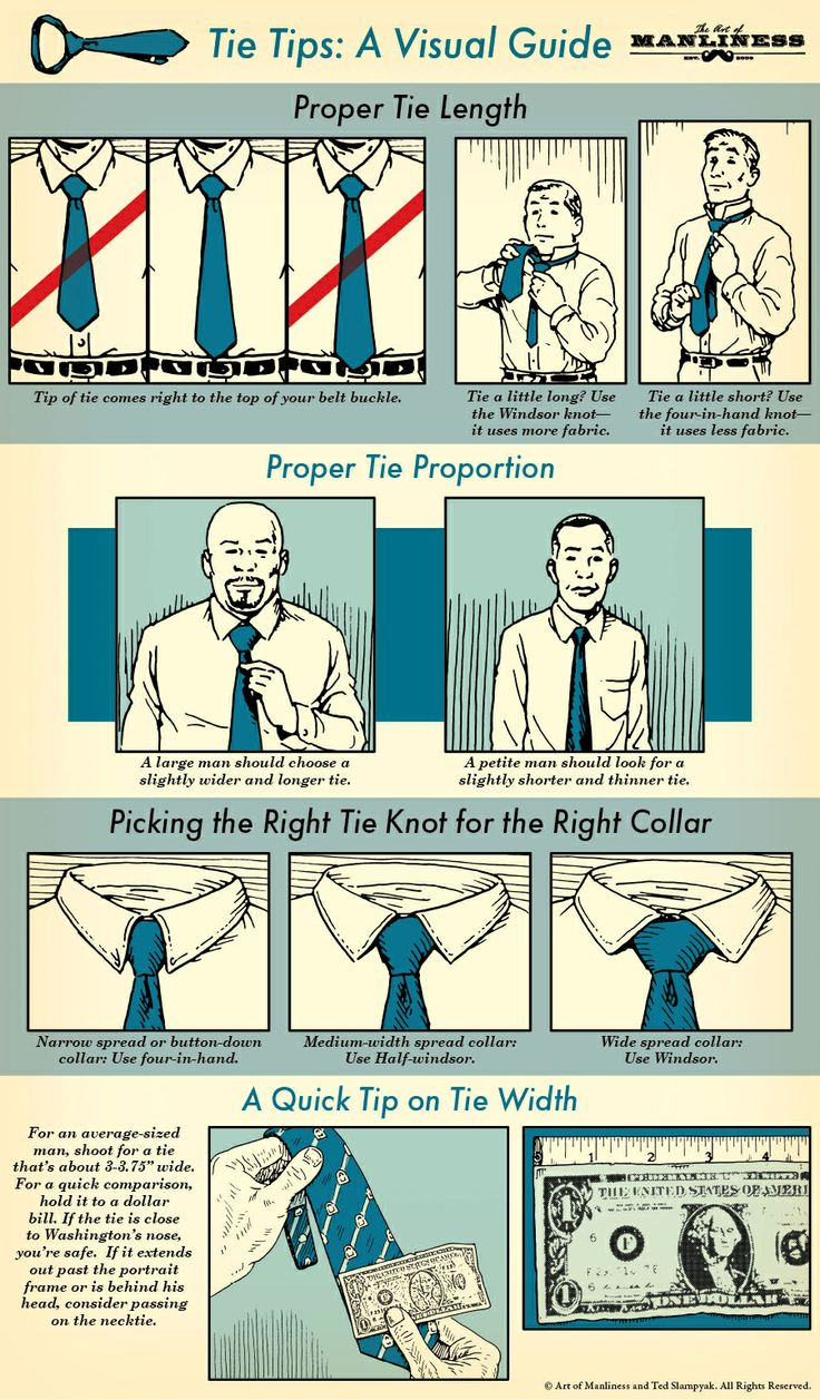 Can't pin enough tie guides