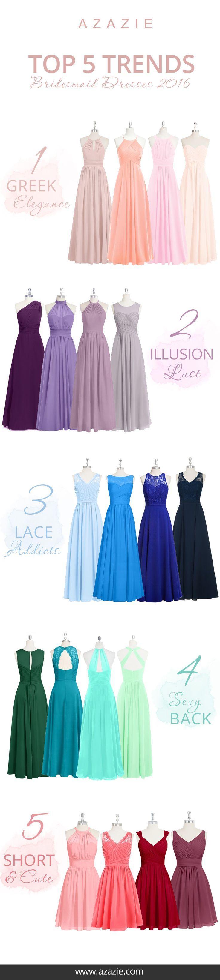 best vestidos de dama de honorv images on pinterest