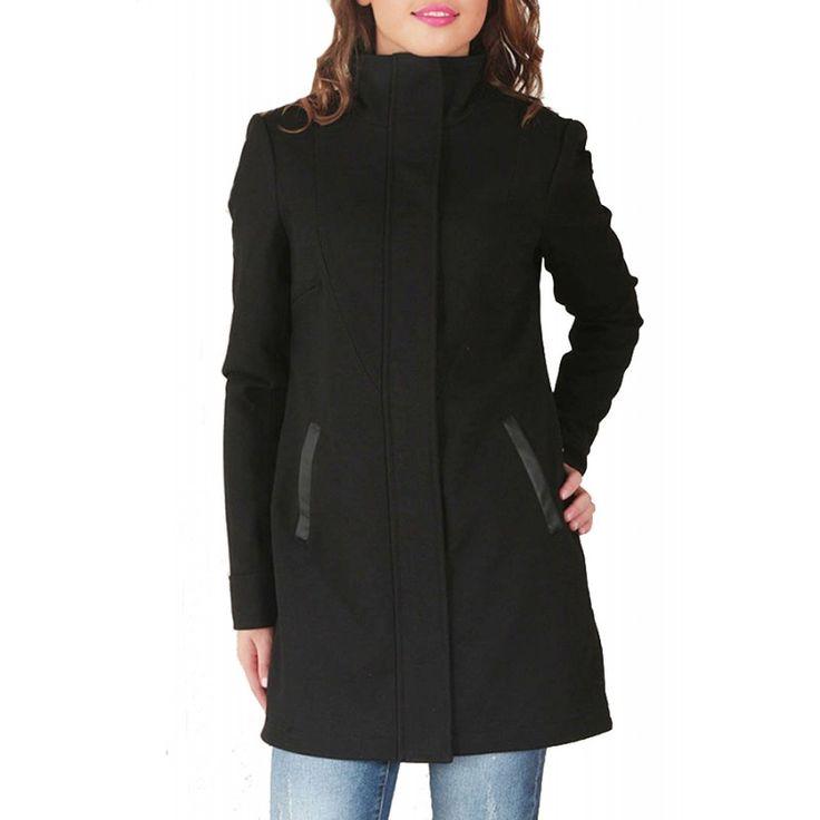 Palton Dama VERO MODA Judit Black Jacket