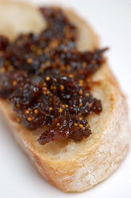 Sugar & Spice by Celeste: Ad Hoc's Fig and Balsamic Jam