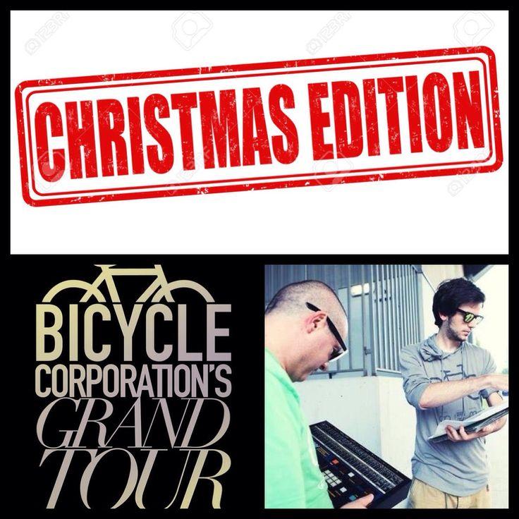 Grand Tour 131 - Xmas Edition  Buon Natale a tutti : https://m.soundcloud.com/bicyclecorporation/grand-tour-131-x-mas-edition