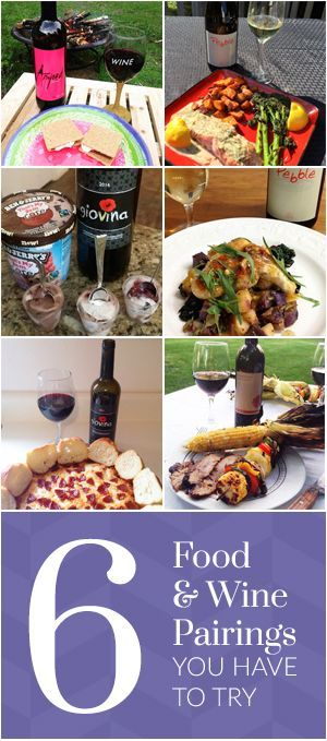 Looking for food & wine pairings? See what our Guides are pairing together!