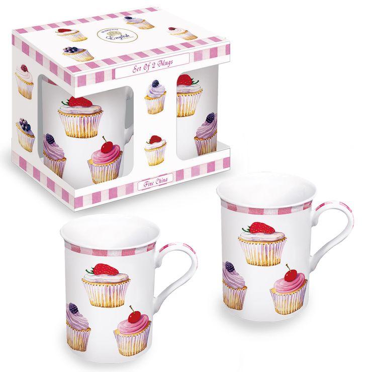 Zestaw porcelanowych kubków NUOVA R2S - DECO Salon || #set #cups #porcelain #china