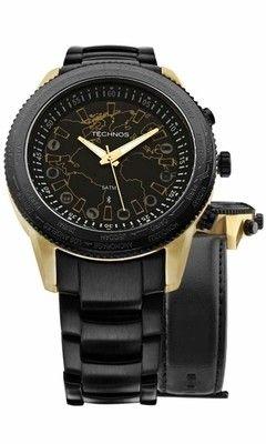 Relógio Technos  Connect 753AA/4P Troca Pulseiras