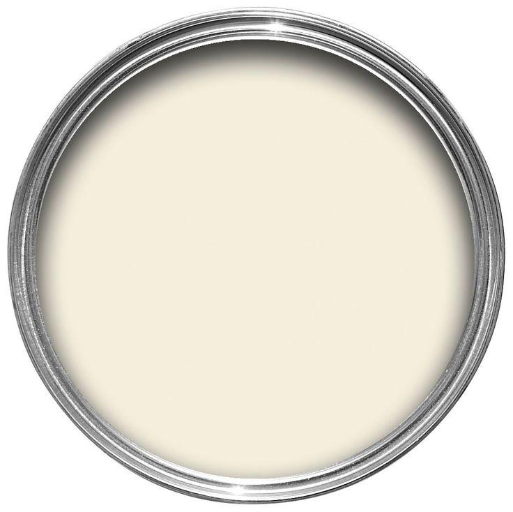 Dulux Natural Hints Jasmine White Silk Emulsion Paint 5L | Departments | DIY at B&Q