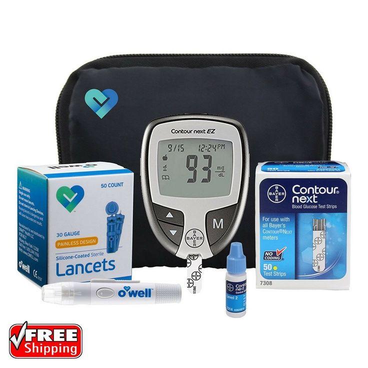 Diabetes Testing Kit Blood Sugar Glucose Meter Machine Test Strips Diabetic Test   Health & Beauty, Medical, Mobility & Disability, Monitoring & Testing   eBay!