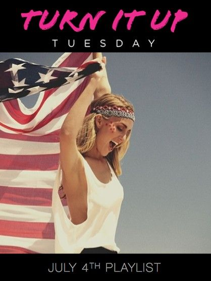 A patriotic playlist for the 4th of July