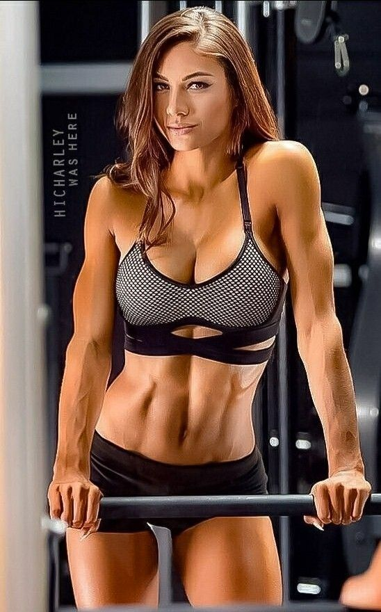 b52792eeaa Pin by Breck on Health and fitness   Fitness, Fitness motivation, Ripped  girls