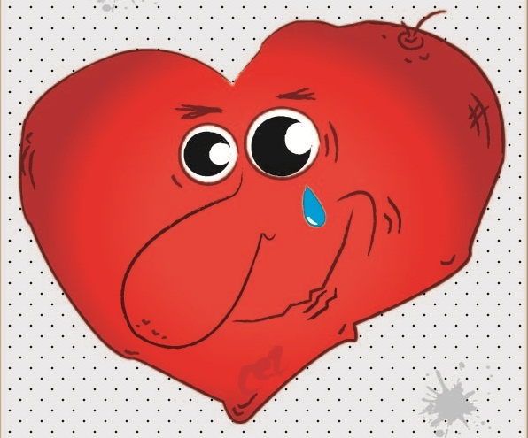 Heart do not cry