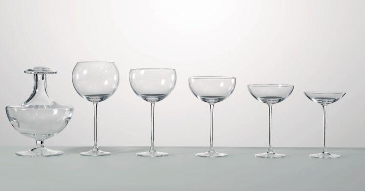 DRIADE La Sfera glasses & decanter
