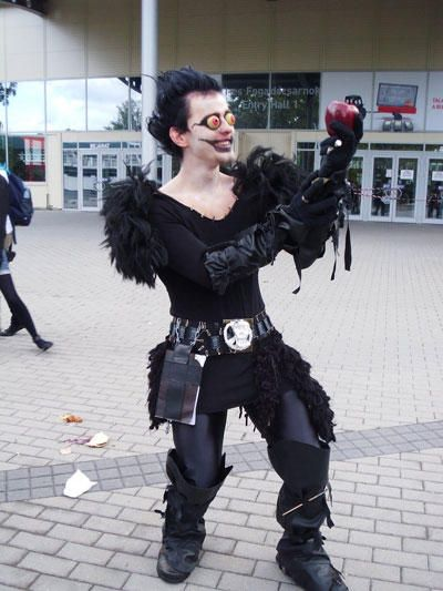 28 Best Death Note Cosplay Images On Pinterest