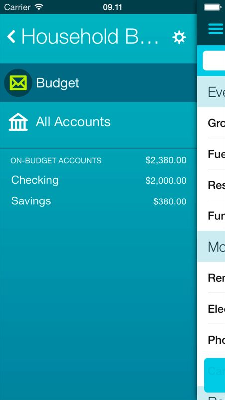 YNAB for iPhone and Android - You Need A Budget