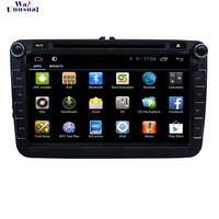 Android 4.4 Car DVD Player for VW PASSAT(MK6)(2006-09) for Volkswagen PASSAT CC(2008-11) for JETTA(2006-11) 8 inch 1024*600