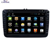 Android 4.4 Car DVD Player for VW PASSAT(MK6)(2006-09) for Volkswagen PASSAT CC(2008-11) for JETTA(2006-11) 8 inch 1024*600