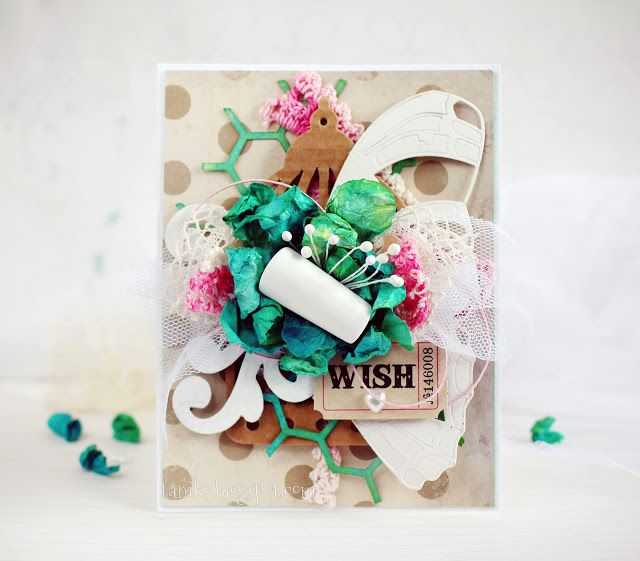 Модное хобби: Мастер-класс от Тани. Бумажные цветы