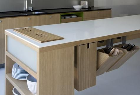 Kitchen: New Viola Park Kitchen Islands : Remodelista