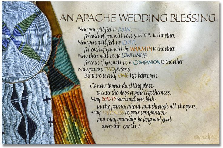Wedding Blessings Photography: Native American Wedding Prayers And Blessings