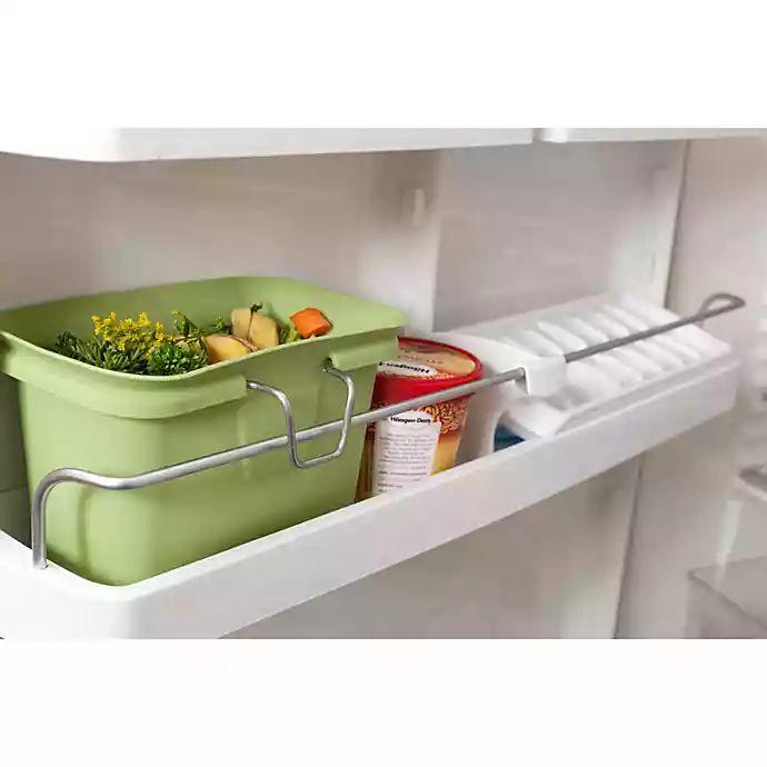 Scrap Happy Scrap Collector Freezer Compost Bin Bed Bath