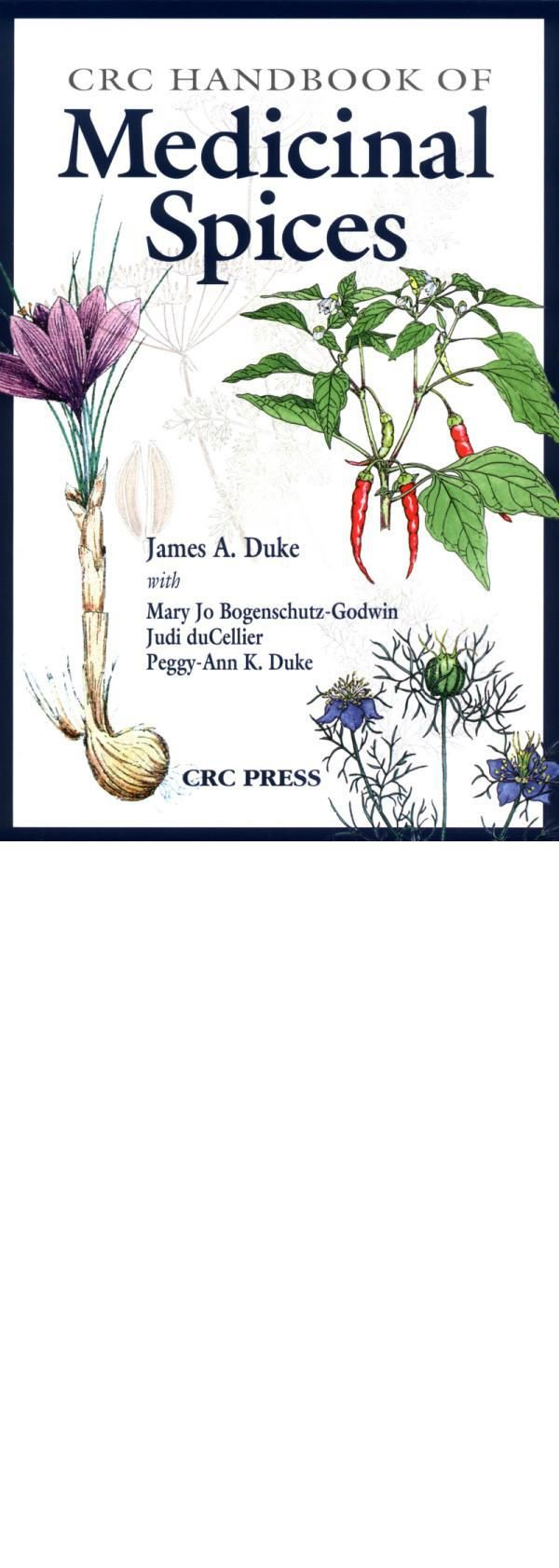 25 best ideas about plantes mdicinales pdf on pinterest plantes download ebook free crc handbook of medicinal spices by james a duke save fandeluxe Choice Image