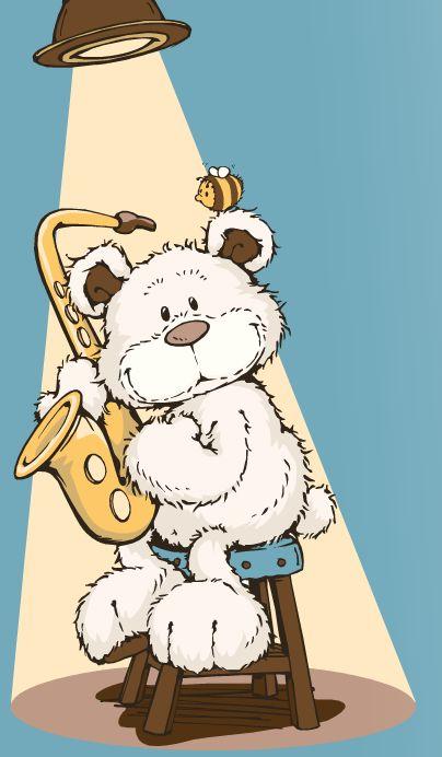 tinkesilvermist:  NICI Bears:)