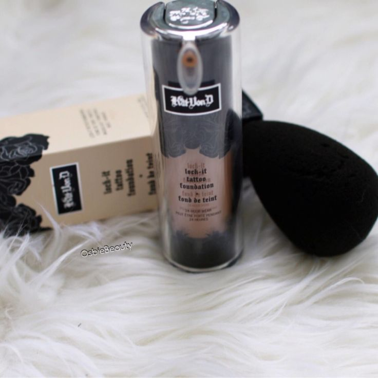 The Lock-it tattoo foundation review